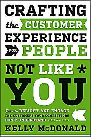 Kelly Mcdonald Crafting The Customer Experience