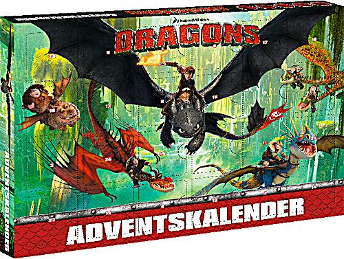 Adventskalender Dragons