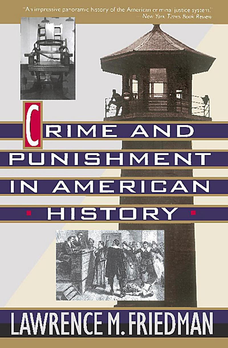 history of crime and punishment Evolution of punishment a warren stearns follow this and additional works at:   taken place at the dawn of history in the so-called archaic civiliza-  here we find also an early attempt to equalize the punishment and the crime and we find: and thine eye shall not pity, but life 222 a.