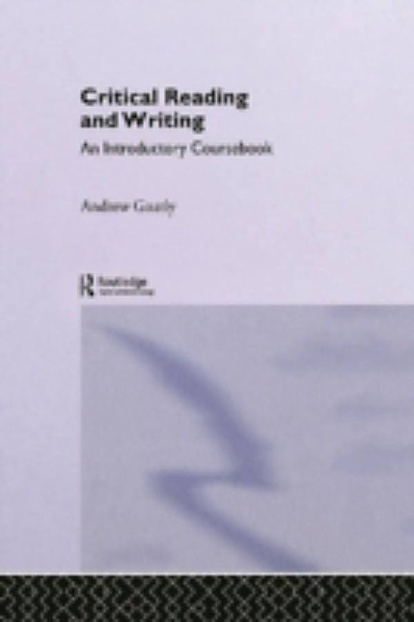 Critical reading and writing an introductory coursebook pdf download
