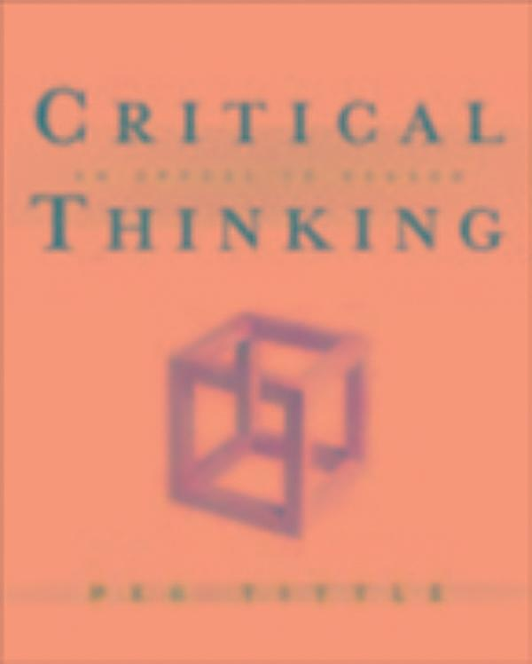 thinking critically about critical thinking halpern download Critical thinking in introductory psychology texts and supplements thinking critically about you can download article citation data to the citation manager.