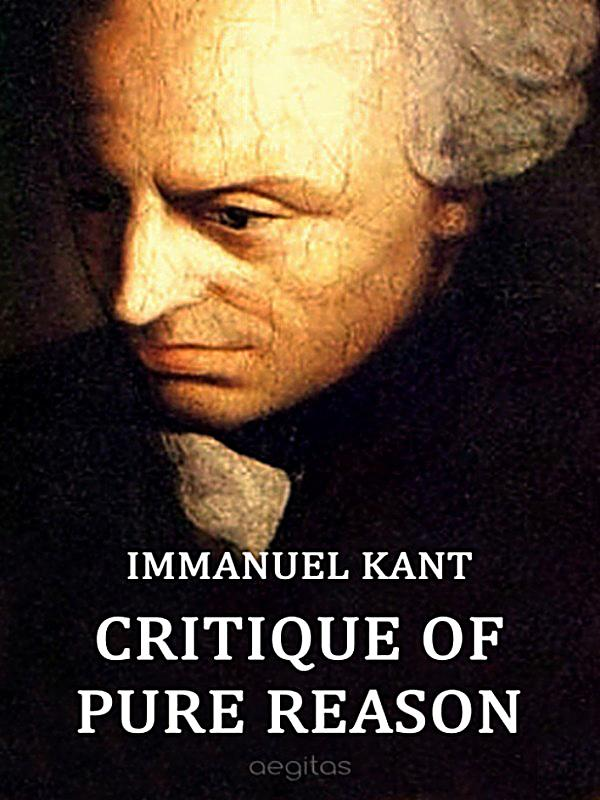 essays on kant critique of pure reason Kant essay - download as pdf file (pdf), text file (txt) or read online essay on kant's notion of the primacy of practical reason and the relation of mendellsohn to the development of.