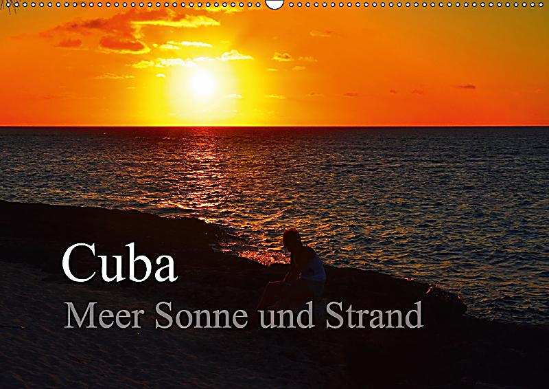 cuba meer sonne und strand wandkalender 2018 din a2 quer. Black Bedroom Furniture Sets. Home Design Ideas