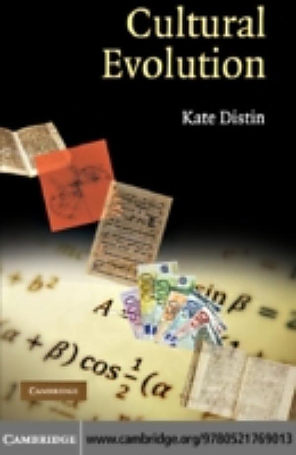 Cultural evolution - Kate Distin