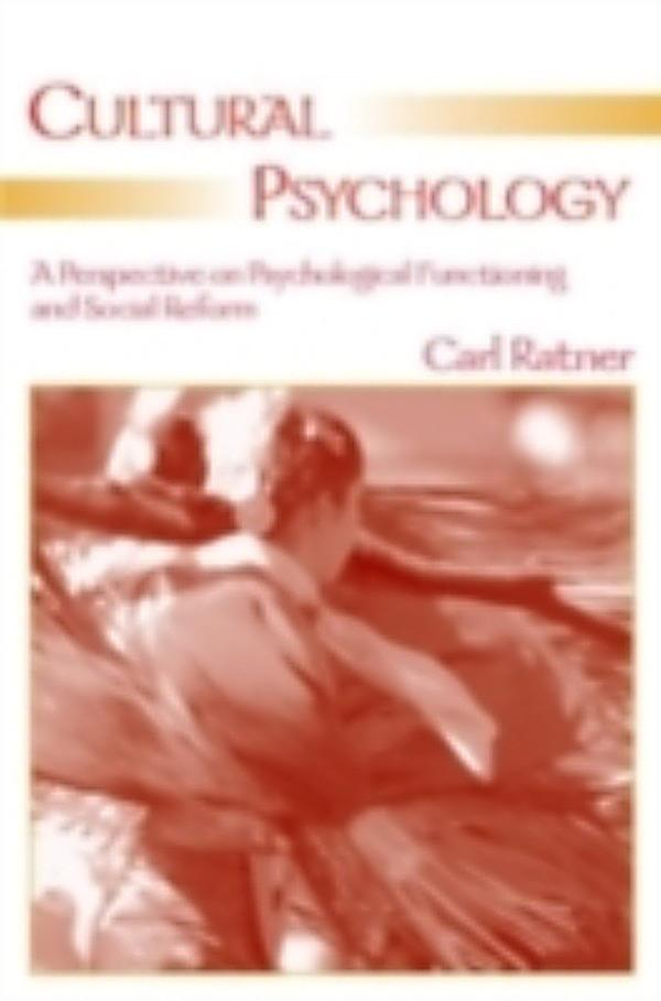 multicultural psychology as a subspecialty of psychology Of multicultural psychology at various ecological levels have been integrated   multicultural psychology also considers internal (eg, within the individual) and.