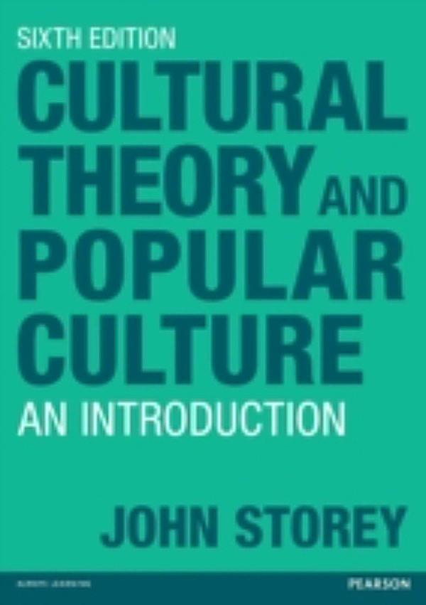 a theoretical approach to culture and Many of us engage directly and substantially with schools of theory and/or cultural studies in our scholarship as well as in our graduate and undergraduate teaching and our thesis advising.