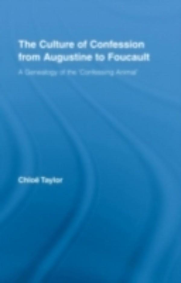 foucault and augustine 2018-6-14 semiotika je nauka koja se bavi proučavanjem znakova  st augustine press deely, john  foucault, michel (1970.