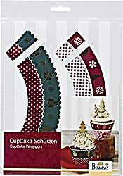 cupcake sch rze nostalgische weihnachten. Black Bedroom Furniture Sets. Home Design Ideas