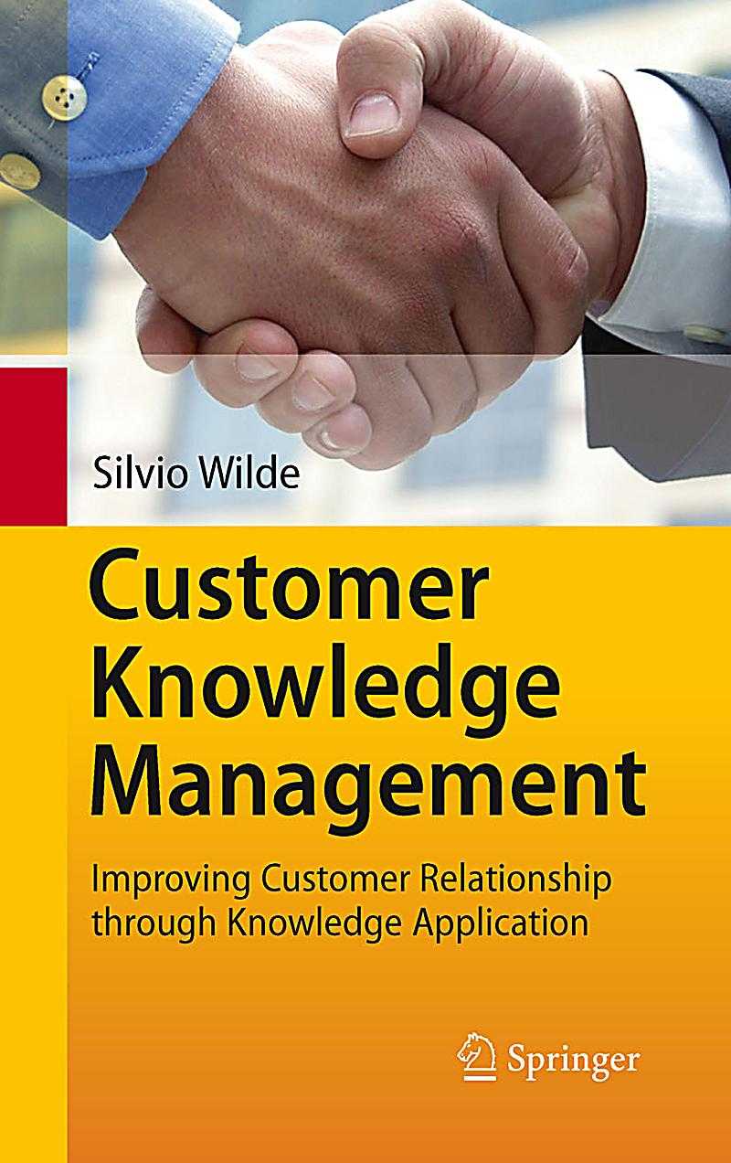 knowledge management and customer relationship