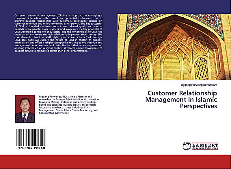 management islamic perspectives Business management from islamic perspectives om ashtankar abstract  religion has a major impact on human behavior, social interactions, and social.