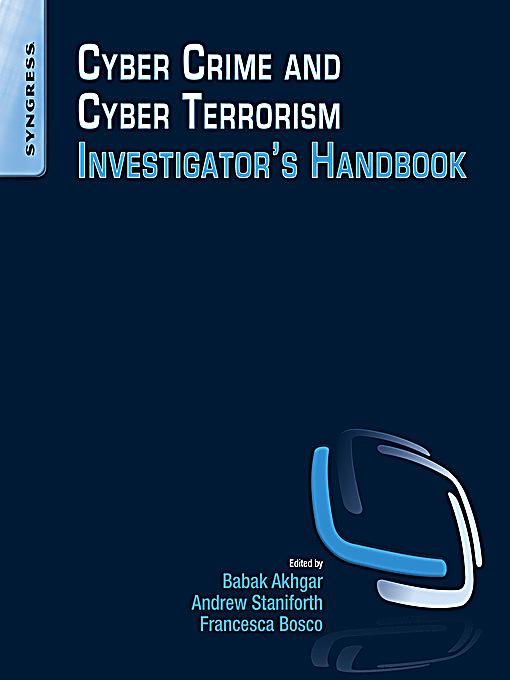 the computer crimes and terrorism of today The present publication complements the existing resources developed by  unodc in the areas of counter-terrorism, cyber- crime and rule of law.