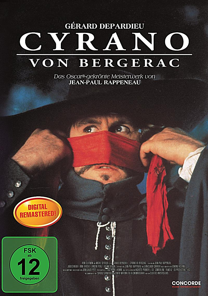 an introduction to the cyrano scenes in the film Design a poster for the play cyrano de bergerac, using any scene or character   for their university theater production that is a good introduction to the play   siskel & ebert review the 1987 depardieu film and focus on the language.