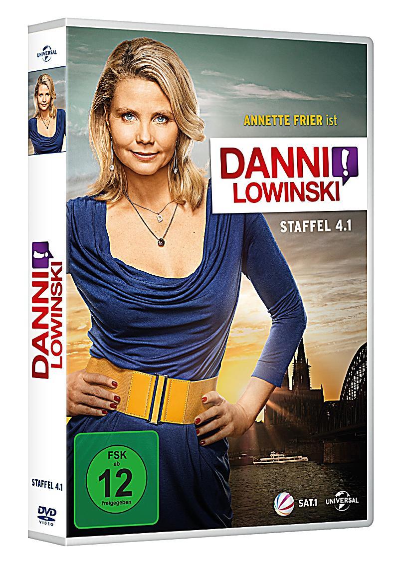 Danni Lowinski Staffel 4