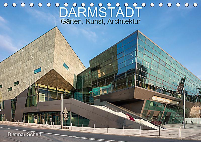 Architekten Darmstadt darmstadt gärten kunst architektur tischkalender 2019 din a5