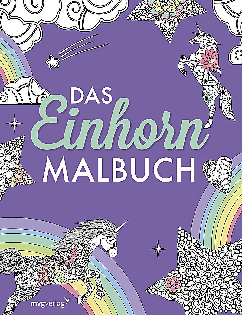 Das Einhorn-Malbuch Buch jetzt bei Weltbild.de online bestellen