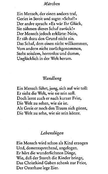 Eugen roth gedicht 80 geburtstag