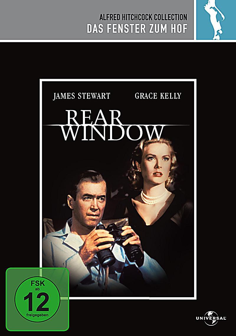 Das fenster zum hof dvd jetzt bei online bestellen for Fenster zum hof