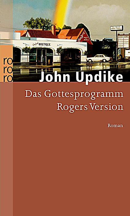 das gottesprogramm buch von john updike bei. Black Bedroom Furniture Sets. Home Design Ideas