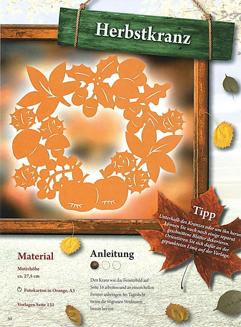 Das große Bastelbuch  Herbst Buch bei Weltbildde bestellen