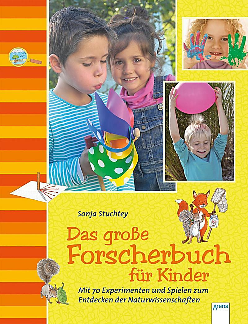das grosse forscherbuch f r kinder buch bei. Black Bedroom Furniture Sets. Home Design Ideas
