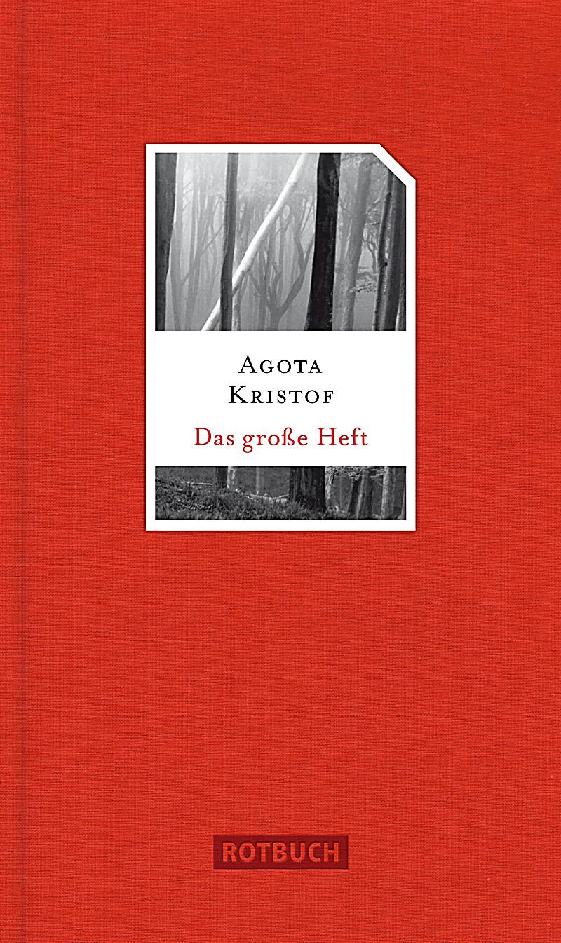 das grosse heft buch von agota kristof portofrei bei. Black Bedroom Furniture Sets. Home Design Ideas