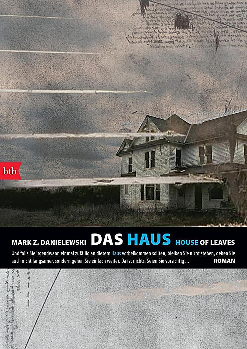 Das Haus Buch von Mark Z Danielewski portofrei bei