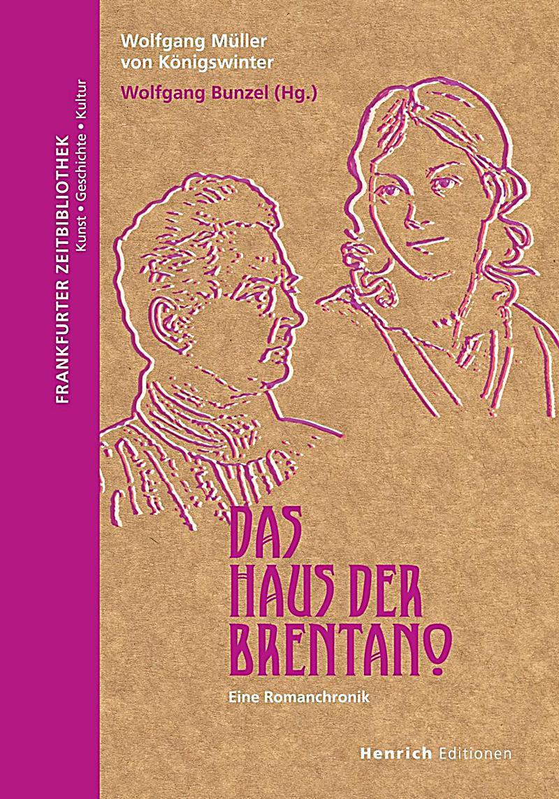 Das Haus der Brentano Buch portofrei bei Weltbild.de bestellen