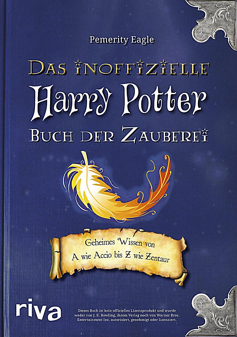das inoffizielle harry potter buch der zauberei buch portofrei. Black Bedroom Furniture Sets. Home Design Ideas