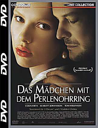 das m dchen mit dem perlenohrring dvd bei bestellen. Black Bedroom Furniture Sets. Home Design Ideas