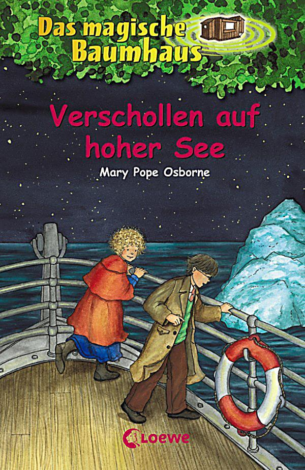 Mary Pope Osborne - Das Magische Baumhaus (Abenteuer Auf Dem Mond)