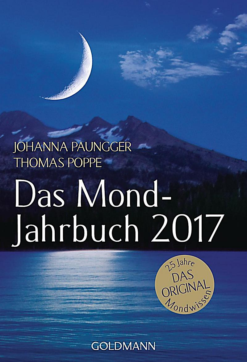das mond jahrbuch 2017 buch portofrei bei bestellen. Black Bedroom Furniture Sets. Home Design Ideas