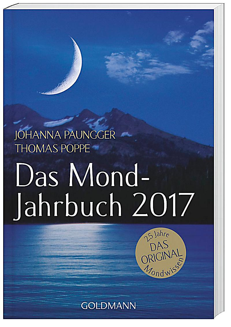 das mond jahrbuch 2017 buch bei online bestellen. Black Bedroom Furniture Sets. Home Design Ideas