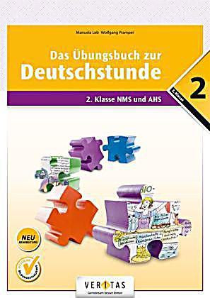 Das bungsbuch zur deutschstunde 2 klasse nms und ahs for Wolfgang pramper