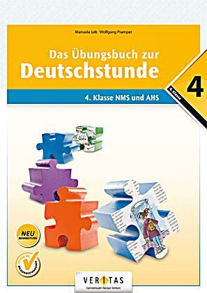 Das bungsbuch zur deutschstunde 4 klasse nms und ahs buch for Wolfgang pramper