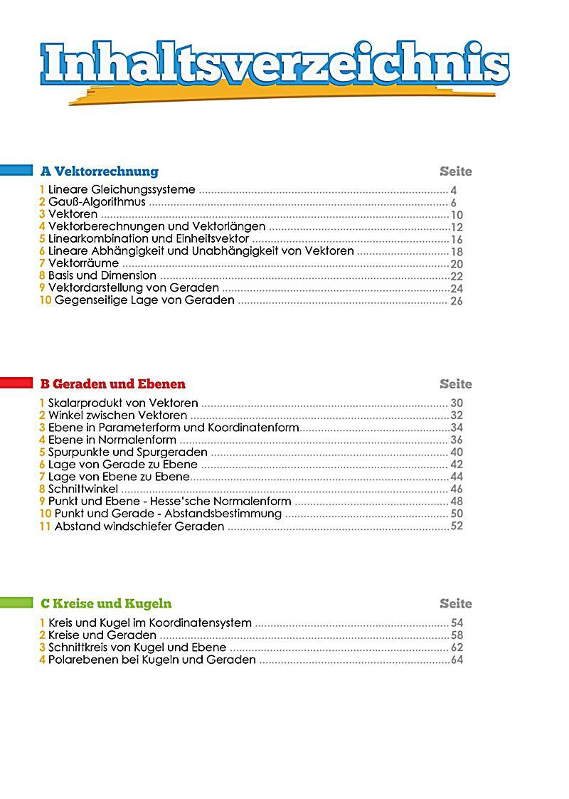 Das Übungsheft Oberstufe Mathematik Buch portofrei - Weltbild.de