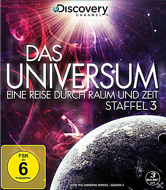 das universum eine reise durch raum und zeit bluray box. Black Bedroom Furniture Sets. Home Design Ideas