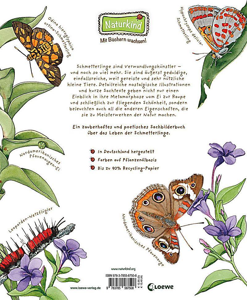 Das wundersame Leben der Schmetterlinge Buch portofrei bestellen