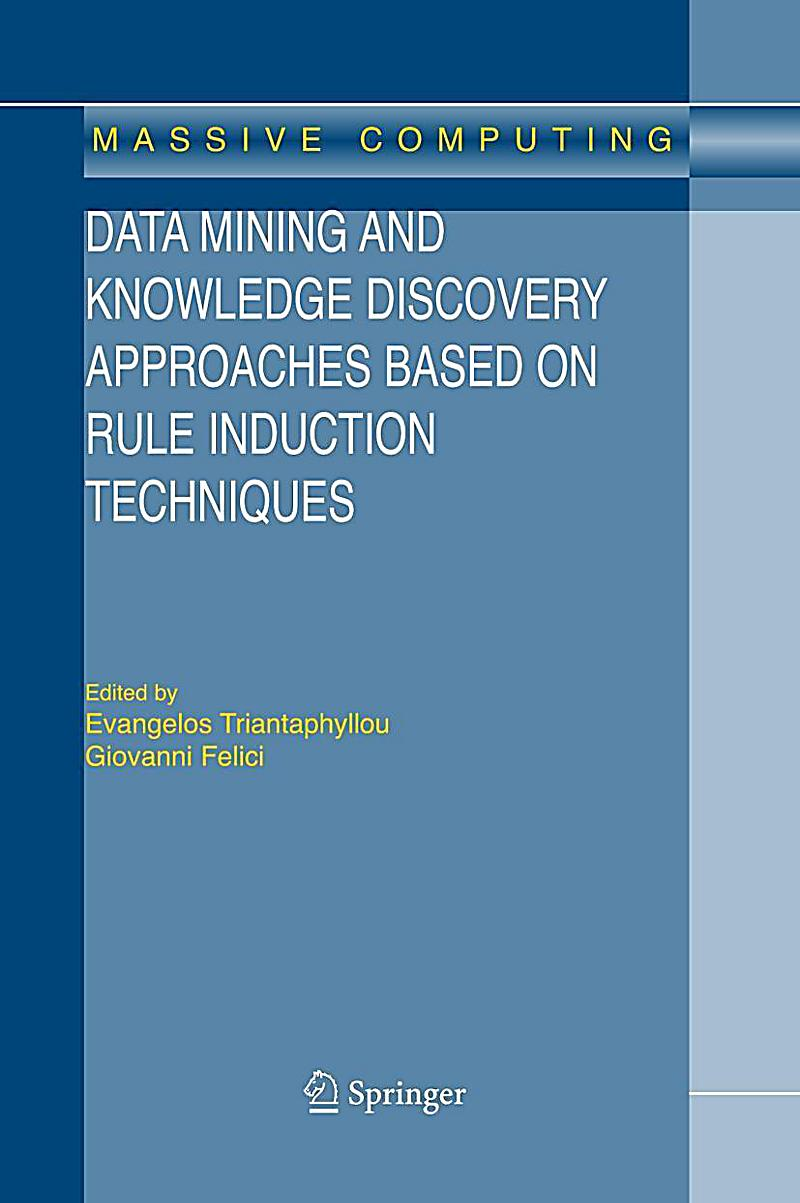 knowledge discovery and data mining The premier technical publication in the field, data mining and knowledge discovery is a resource collecting relevant common methods and techniques and a forum for.