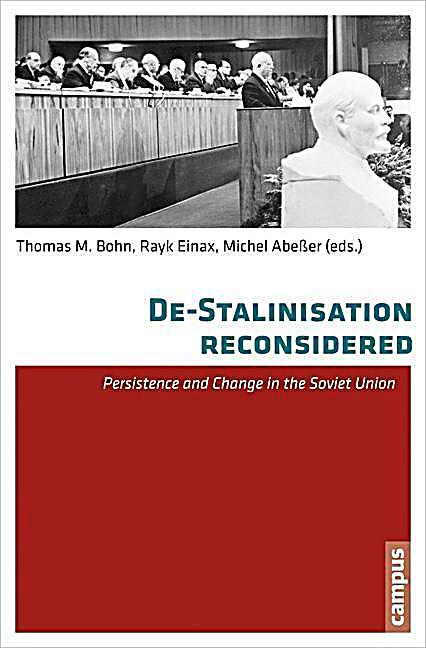 de stalinization essay Khrushchev's secret speech: khrushchev's the speech was the nucleus of a far-reaching de-stalinization campaign intended to destroy the image of the late.