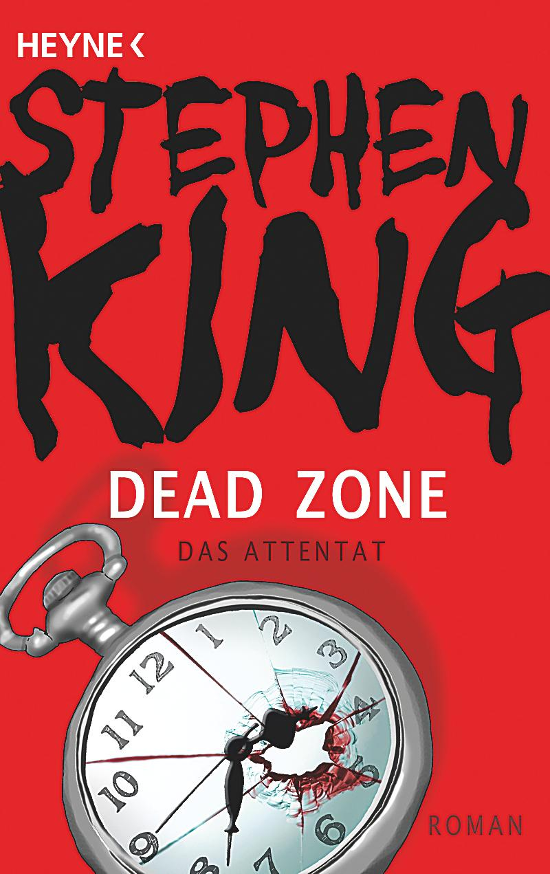 The Dead Zone by Stephen King (1979, Viking Hardcover w DJ) First 1st Edition