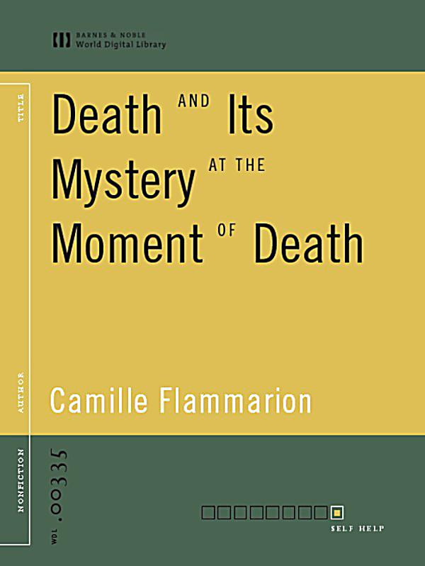an introduction to the mystery of death Mr mystery is a mystery-fiction book series written by jim aitchison under the  pseudonym of  he is engaged to gracie soh in the mystery of the dead diva.