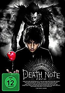 death note dvd jetzt bei online bestellen. Black Bedroom Furniture Sets. Home Design Ideas