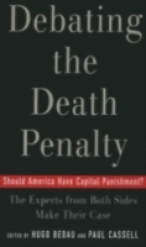 capital punishment should be used in america Capital punishment: capital punishment, execution of an offender sentenced to death after conviction by a court of law of a criminal offense capital punishment should be distinguished from extrajudicial executions carried out without due process of law the term death penalty is sometimes used interchangeably with.