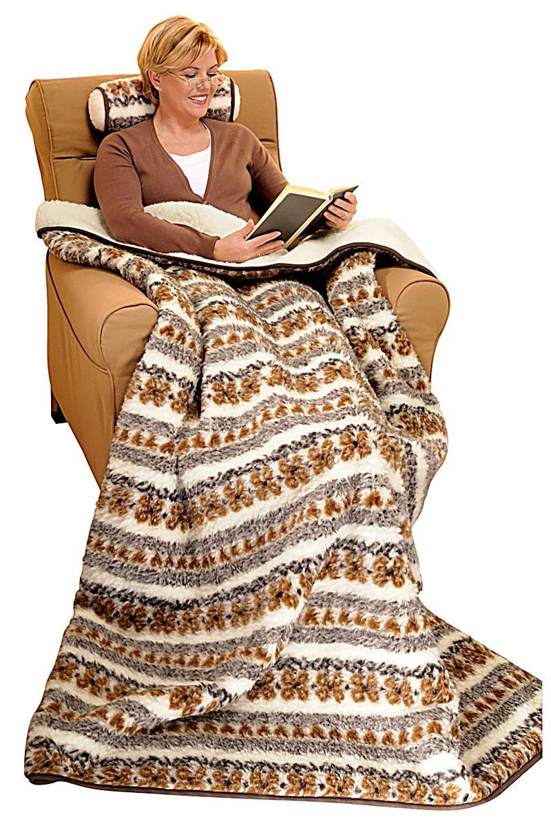 decke aus schafwolle jetzt bei bestellen. Black Bedroom Furniture Sets. Home Design Ideas