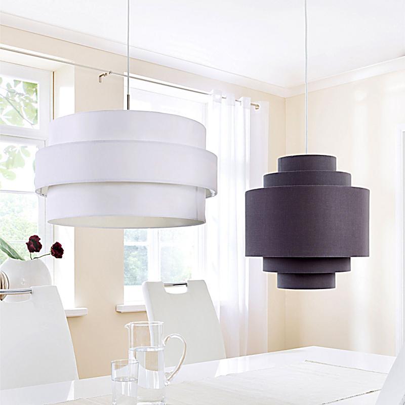 Deckenleuchte luxora klein farbe grau bestellen for Deckenleuchte grau