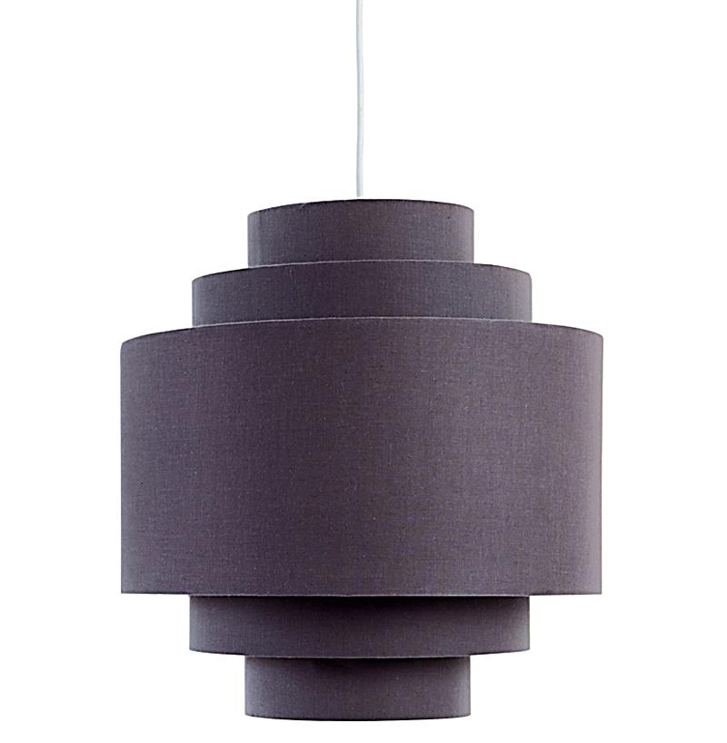 deckenleuchte luxora klein farbe grau bestellen. Black Bedroom Furniture Sets. Home Design Ideas