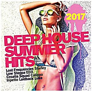 Deep house summer hits 2017 cd bei bestellen for Deep house hits