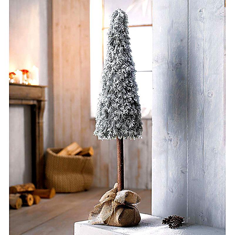 deko baum schnee jetzt bei bestellen. Black Bedroom Furniture Sets. Home Design Ideas