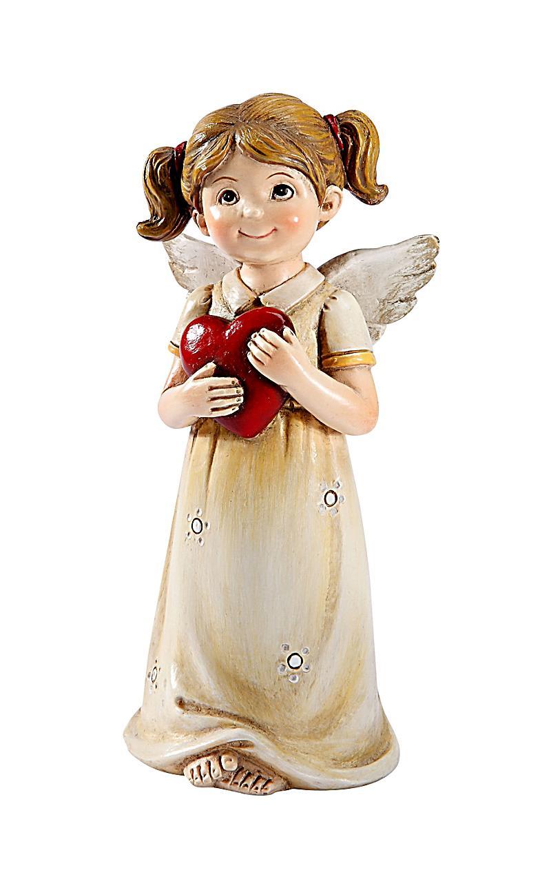 Deko-Engel mit Herz jetzt bei weltbild.de bestellen
