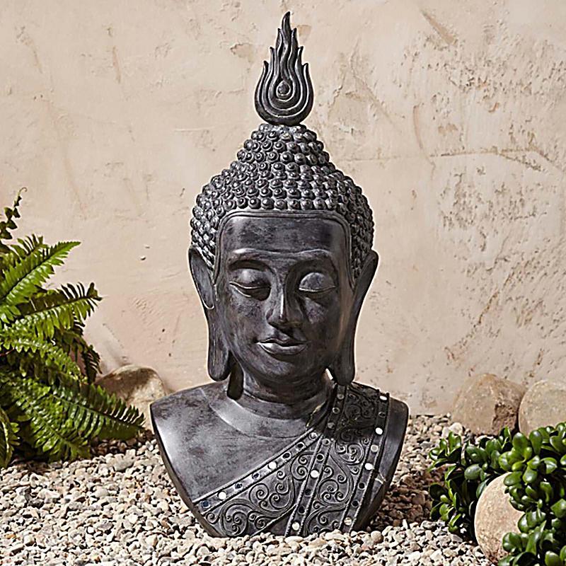Deko figur buddha shine jetzt bei bestellen for Figur buddha